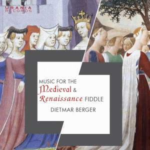Music for the Medieval & Rennaissance Fiddle Product Image