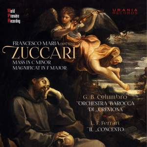 Zuccari: Mass in C Minor & Magnificat in F Major Product Image