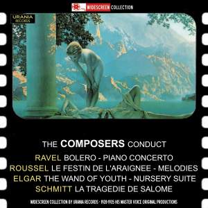 The Composers Conduct: Ravel, Roussel, Schmitt & Elgar Product Image