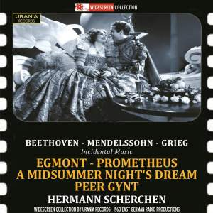 Beethoven, Mendelssohn & Grieg: Incidental Music Product Image