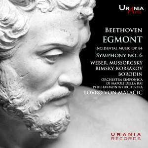Beethoven, Weber, Rimsky-Korsakov, Mussorgsky & Borodin: Orchestral Works