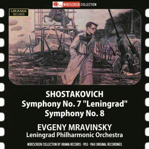 Shostakovich: Symphonies Nos. 7 & 8 Product Image