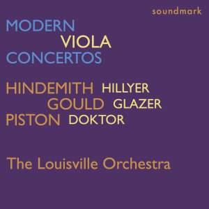 Modern Viola Concertos