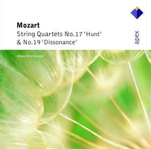 Mozart: Hunt & Dissonance Quartets