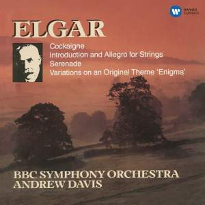 Elgar: Cockaigne Overture, Op. 40 'In London Town', etc. Product Image