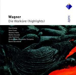 Wagner: Die Walküre: excerpts