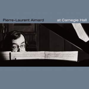 Pierre-Laurent Aimard at Carnegie Hall