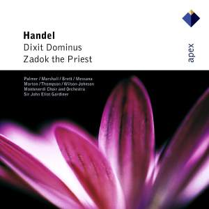 Handel: Dixit Dominus & Coronation Anthem No. 1