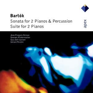 Bartók: Sonata for 2 Pianos & Percussion and Suite for 2 Pianos