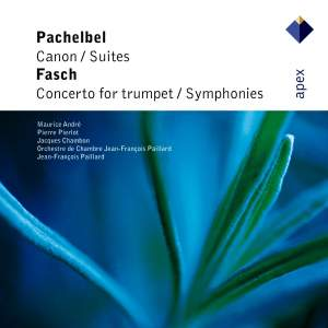 Pachelbel & Fasch : Orchestral Works Product Image