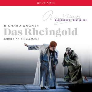 Wagner: Das Rheingold Product Image