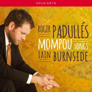 Mompou: Songs