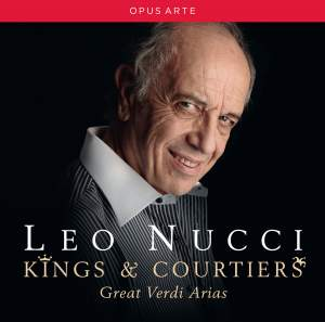 Kings and Courtiers: Great Verdi Arias