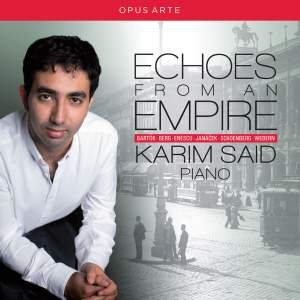 Echoes From An Empire: Karim Said