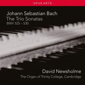 Bach, J S: Trio Sonatas Nos. 1-6, BWV525-530