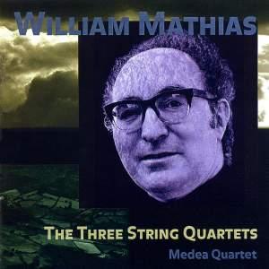 William Mathias - String Quartets