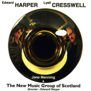 Lyell Cresswell and Edward Manning: Chamber works