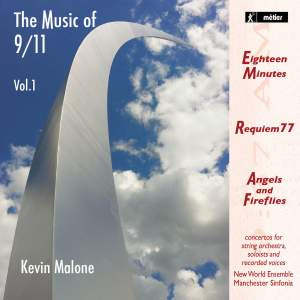 Kevin Malone: The Music of 9/11 Vol. 1 Product Image