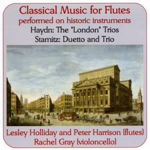 Haydn & Stamitz - Music For Flutes