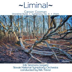 Carson Cooman: Liminal