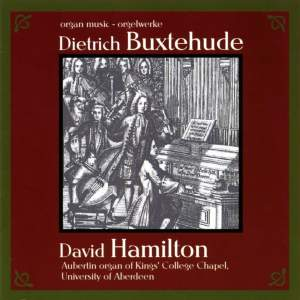 Buxtehude - Organ Works