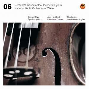 Elgar: Symphony No. 2 & Hoddinott: Investiture Dances