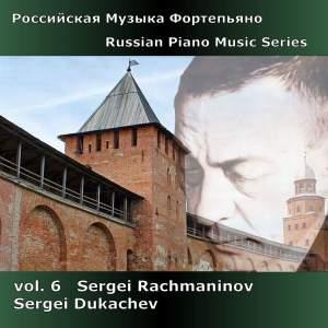 Russian Piano Music Series Volume 6 - Rachmaninov
