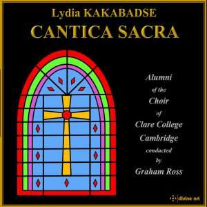 Kakabadse: Cantica Sacra