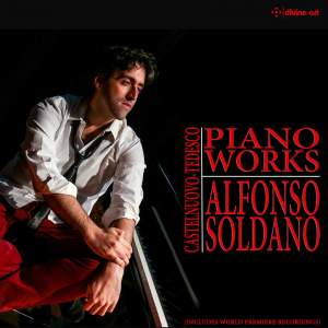 Castelnuovo-Tedesco: Piano Works Product Image