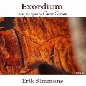 Carson Cooman: Exordium