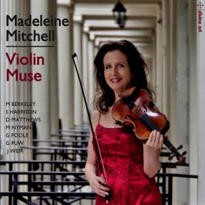 Madeleine Mitchell: Violin Muse Product Image