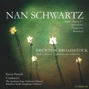 Schwartz & Broadstock: Orchestral Works