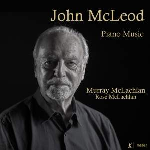 John McLeod: Piano Music
