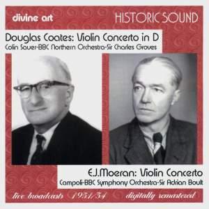 Coates & Moeran - Violin Concertos