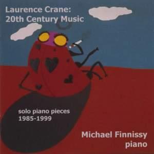 Lawrence Crane - Solo Piano Pieces