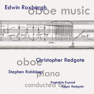 Edwin Roxburgh - Oboe Music