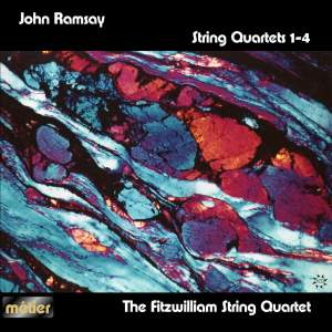 John Ramsay: String Quartets Nos. 1-4