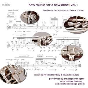 Roxburgh & Finnissy: New Music for Oboe Vol. 1