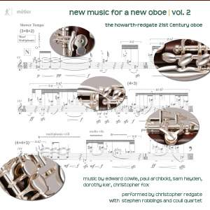New Music for a New Oboe, Volume 2