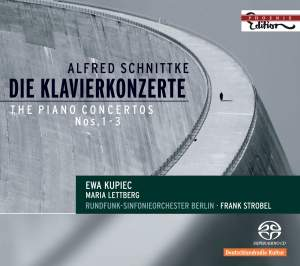 Alfred Schnittke: The Piano Concertos Product Image