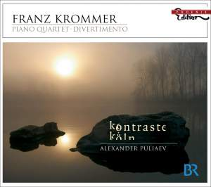 Krommer - Piano Quartet Product Image