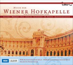 Musik Der Wiener Hofkapelle Product Image