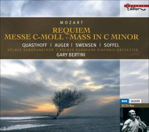 Mozart - Mass in C minor & Requiem Product Image