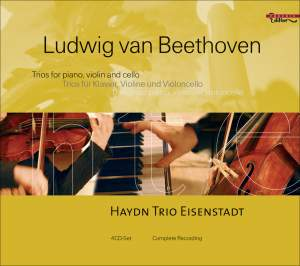 Beethoven - Piano Trios Product Image