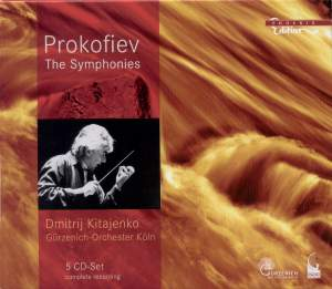 Prokofiev: Symphonies Nos. 1 - 7 (Complete) Product Image