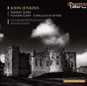 John Jenkins - Fantasy Suites for violin and viola da gamba