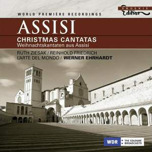 Assisi Christmas Cantatas Product Image