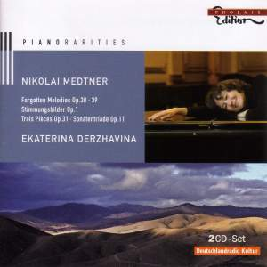 Medtner - Piano Works Product Image