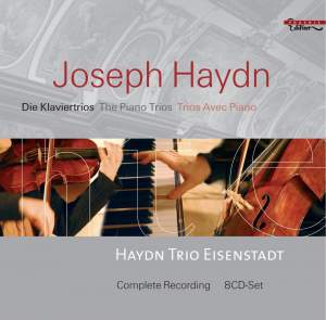 Haydn: Piano Trios (complete) Product Image