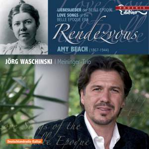 Amy Beach: Rendezvous - Love songs of the Belle Epoque Era Product Image
